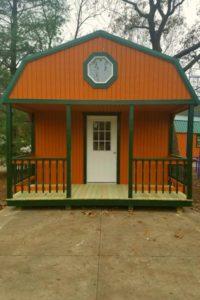 Cabin Exterior shot