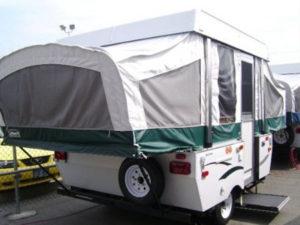 Pop-up camper
